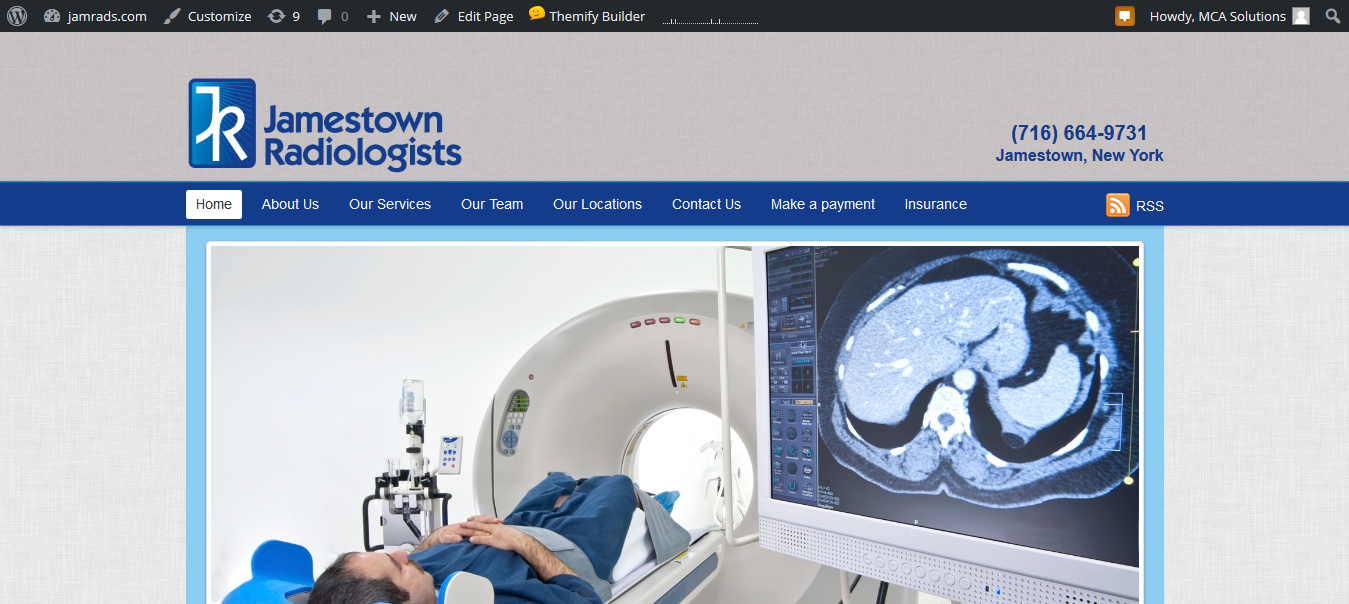 Jamestown Radiology