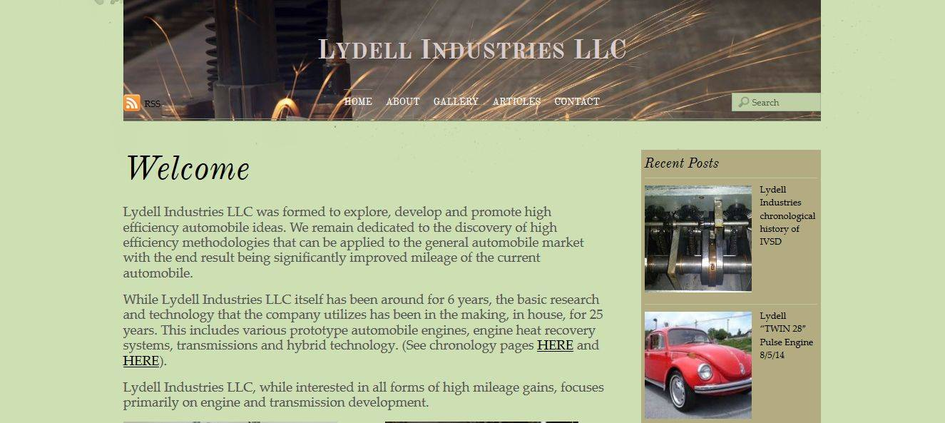 Lydell Industries LLC