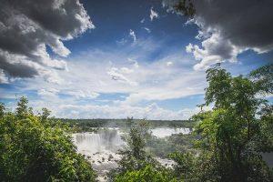 Waterfalls & Sky