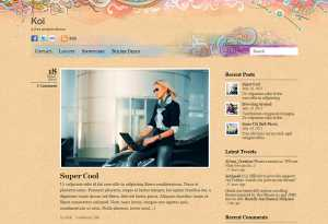 Free WordPress Themes I Like