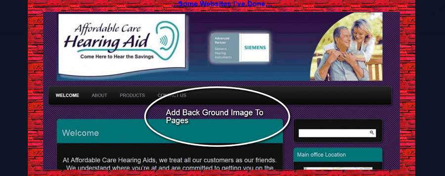 Add BG Image To Pages-70