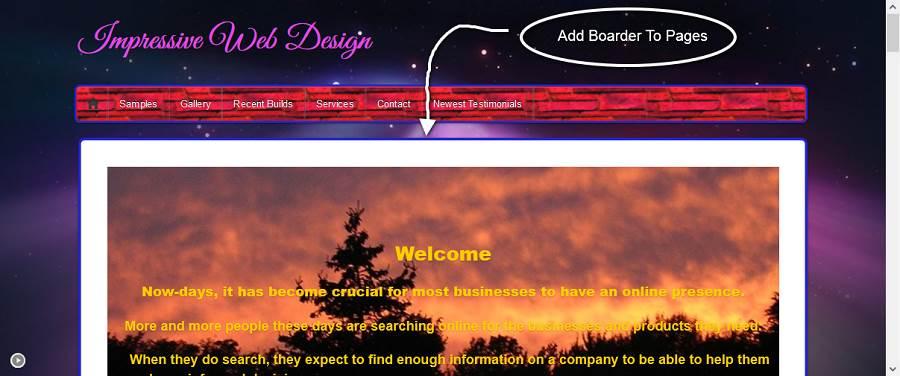 Add Page Boarder-70