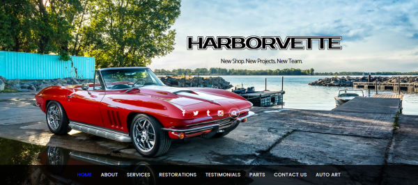 Harborvette Restoration