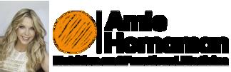 Amie Hornaman w logo