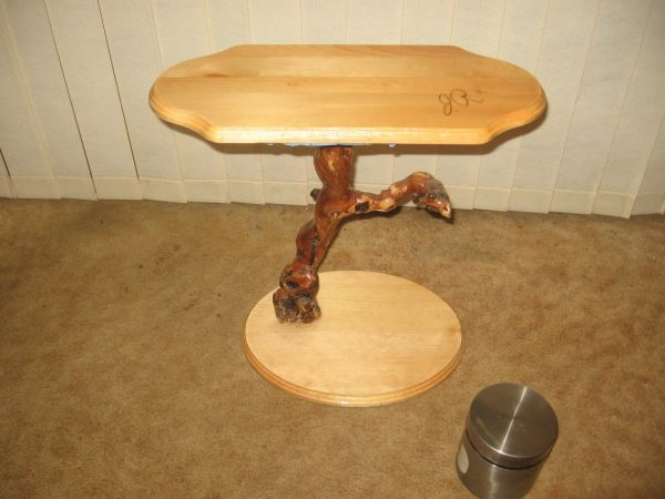 Forked Trunk Table