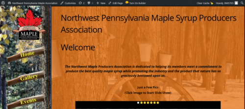 NW PA Maple Syrup Producers Association
